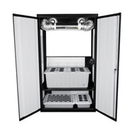 SuperCloset SuperNova HPS Grow Cabinet