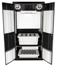 SuperCloset Deluxe 3.0 LED cabinet-grow box