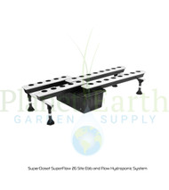 SuperCloset 26-Site Super Flow Hydroponic Grow System (SC26SF)
