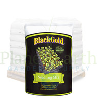 Black Gold Seedling Mix (16 quart bags) in Bulk (BGSM906D)  UPC 029973123417
