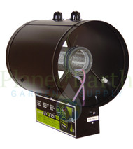 10 inch CD Inline Duct Ozonator - 1 Cell (OECD10001) UPC:4646003857188