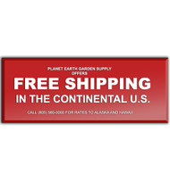 FREE SHIPPING within the United States except for Alaska and Hawaii. Please call (805) 560-0000 for shipping rates on excluded states.