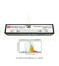YE HORTILUX HPS, 1000W DE Lamp by the Case: 6 Lamps (HDHP199)
