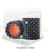 """Air-Pot #1 - 0.7 gal/2.8 L, 6"""" Orange Base by the Pallet (THAP1B-1500) UPC:850496003111"""