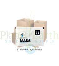 Integra Boost 67 g Humidiccant, 55% RH, case of 100 (DIB67A55A-100)
