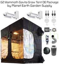 Mammoth Elite Gavita G2 Grow Tent 6/750 Watt DE Combo Package (MEGG2DE)