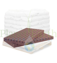 """Oasis Rootcubes, (1.25"""" cubes with 104 cells on a sheet) in Bulk (713705) UPC 45744050102"""