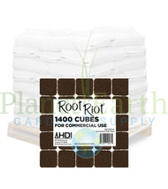 Root Riot Starter Cubes (case of 1500) in Bulk (RRC399) UPC 659627000605