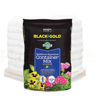 Black Gold Potting Soil Moisture Supreme Container Mix (2 cubic foot bags) in Bulk (SGBGCM2) UPC: 064277076342