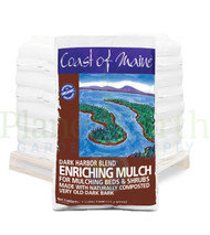 Coast of Maine Enriching Mulch Dark Harbor (2 cubic foot bags) in Bulk (COMEMDH2) UPC 609853000269