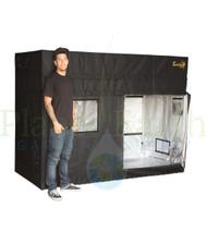 "Shorty Gorilla Grow Tent (4' x 8') w/ 9"" Extension Kit (GGTSH48) UPC 4646003858321 (1)"