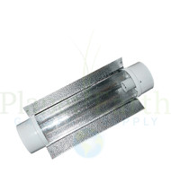 DL Wholesale 6'' Air-Cooled Tube Reflector w/ Exterior Reflective Wing in Bulk (129705)  UPC 4646003858697
