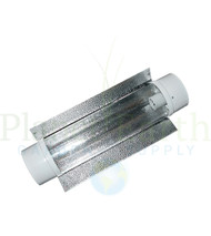 DL Wholesale 8'' Air-Cooled Tube Reflector w/ Wings in Bulk (129725) UPC 4646003858802 (1)