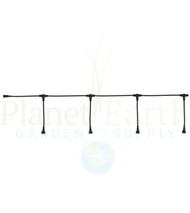 Kind LED Bar Light Daisy Chain Cord 4 Site (18AWG, 120V) in Bulk (KBLDC4) UPC 4646003859359