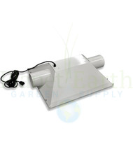 "UltraGrow Super Large Air Cooled 6"" Reflector in Bulk (5008) UPC 4646003860782 (1)"