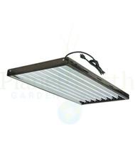 UltraGrow T5 Fluorescent (4' x 8) Lamp Fixture w/ 6500K Tubes (5023) UPC 4646003860911