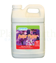 Botanicare Power Flower (BCPF) 2.5 gallon liquid nutrient container front view, front label displayed