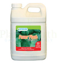 Botanicare Power Plant (BCPP) 2.5 gal liquid nutrient container front view, front label displayed