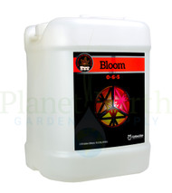 Cutting Edge Solutions Bloom (CES230) 2.5 gallon liquid nutrient container front view, front label displayed