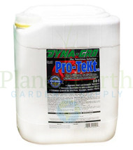 Dyna-Gro Pro-TeKt (5 gallons) (DYTEK500) liquid nutrient container front view, front label displayed