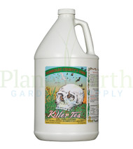 Emerald Triangle Killer Tea (1 gallon) (ETKTGAL) liquid nutrient container front view, front label displayed.