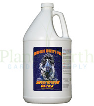 Emerald Triangle Snow Storm Ultra (ETSS) 1 gallon liquid nutrient container front view, front label displayed