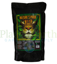 Nature's Pride Veg Fertilizer (35 pounds) (GG5035) dry fertilizer container front view front label displayed.
