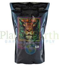 Nature's Pride Bloom Fertilizer (35 pounds) (GG6035) dry fertilizer container front view, front label displayed.