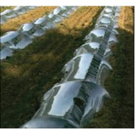 """Ken-Bar 76"""" Row Cover Hoops #10 Galvanized Wire 100/BDL (78-2296)"""