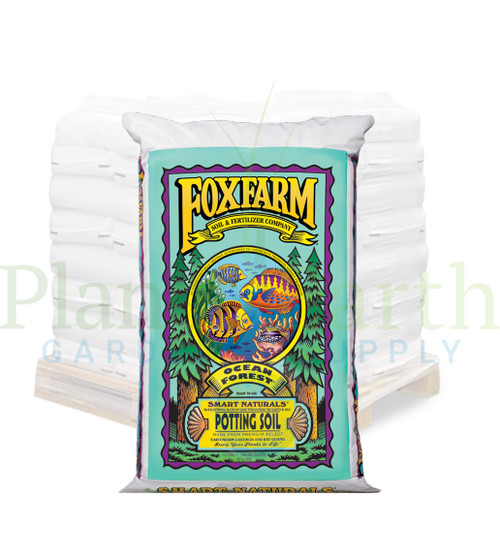 Foxfarm ocean forest potting soil 1 5 cubic foot bags in for Bulk organic soil
