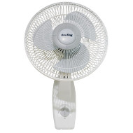 "Air King 12"" Oscillating Wall Mount Fan      FREE SHIPPING"