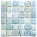 Hakatai Calliope Parasol 0.625 x 0.625 Glass Mosaic Tile