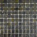 Brushed Black & Yellow Iridescent Titanium 781