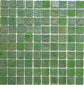 Brushed Green Iridescent Titanium 762
