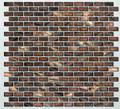 Fiji Diamond brick pattern