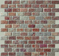 Multi color Brick pattern slate mosaic