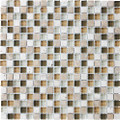 Tilecrest Eclipse Series Glass Stone Blend Mosaics Allure