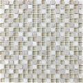 Tilecrest Eclipse Series Glass Stone Blend Mosaics Dunes