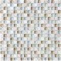 Tilecrest Eclipse Series Glass Stone Blend Mosaics Tranquility