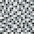 Tilecrest Eclipse Series Glass Stone Blend Mosaics Vintage