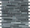 DaVinci glass tile handicraft II Linear series Lagoon