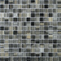 DaVinci glass tile handicraft II Square series Black Sea
