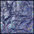 Oceana glass tile 4x4 Slate Blue Reflections