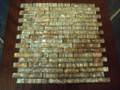 Equinox glass tile Coffee linear