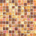 Puccini glass tile Watercolor Lurid