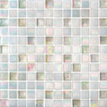 Puccini glass tile Watercolor Niveous