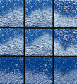White Horse glass tile Metropolis 037