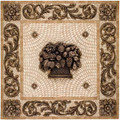 Fruit Basket Mosaic Medallion