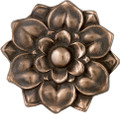 Aphrodite Flower Accent Tile 3.25 inches