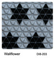 Raffi Diamonds Glass Tile Wallflower DI8-203